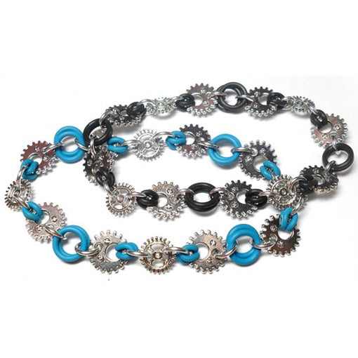 HyperLynks Gadgetry Bracelet  Kit - Azure