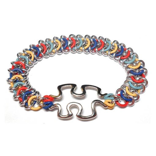 HyperLynks Puzzle Piece Bracelet Kit (materials only)