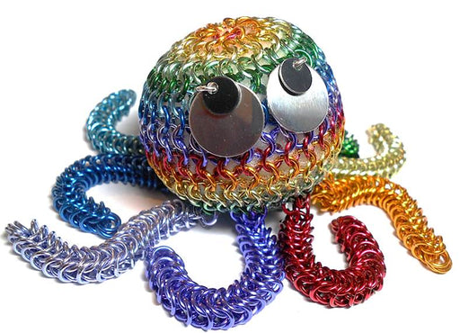 HyperLynks Penny's Zoo Kits - No. 1 Ozzy the Octopus