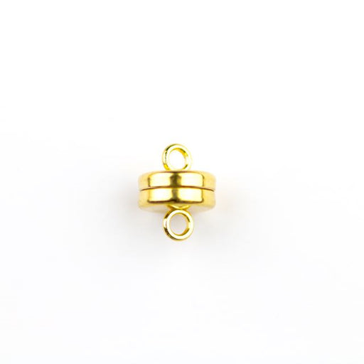 8.0mm Magnetic Clasp - Gold Plate