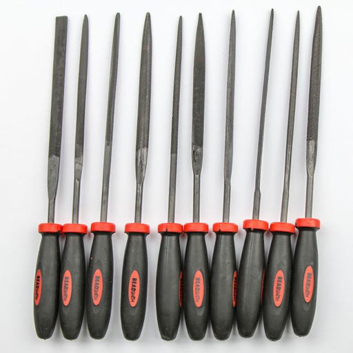 10 Piece Needle File Set