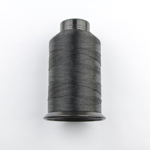 1448 meters (1584 yards) Size D Nymo Beading Thread Cone - Black