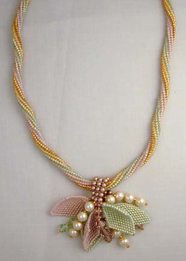 Spring, Necklace