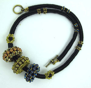Roller Beads, Necklace