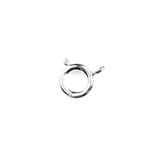 8mm Standard Weight Spring Ring with Open Ring
