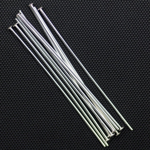 "1 1/2"" Head Pin .020""/.5mm/24  gauge. - Head Diameter 1.2-1.25mm"