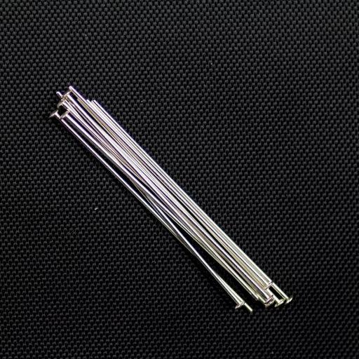 "1 1/4"" Head Pin .020""/.5mm/24  gauge. - Head Diameter 1.2-1.25mm"