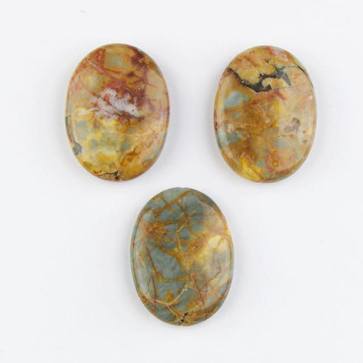 30mm x 40mm VENUS JASPER Oval