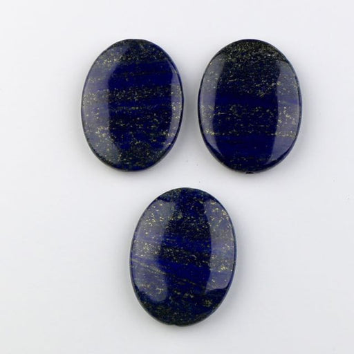 20mm x 40mm LAPIS Oval
