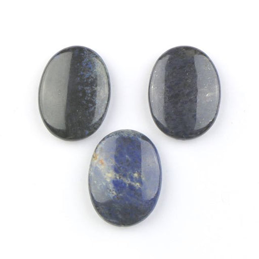 30mm x 40mm DUMORTIERITE Oval -