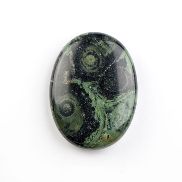 30 x 40mm KAMBABA JASPER Oval