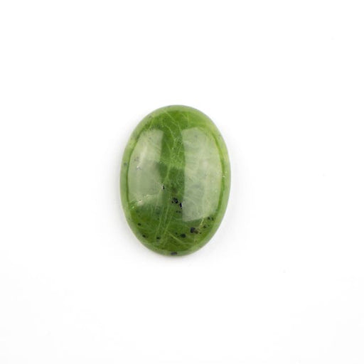 25mm x 18mm JADE Oval Cabochon