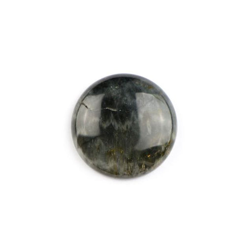 25mm CAT'S EYE Coin Cabochon