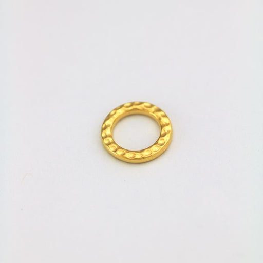 Medium Ring Link - Bright Gold Plate