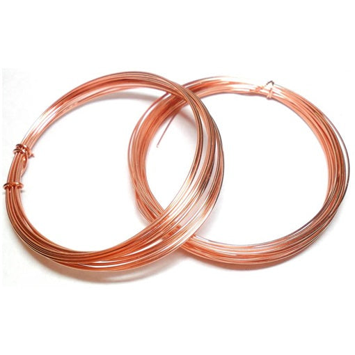 18swg (1.2mm) Copper Wire - 10 Feet