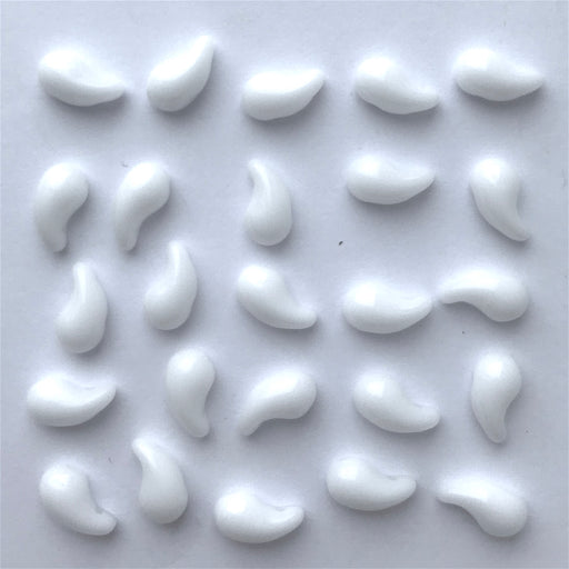 Right Zoliduo Bead -  Chalk White