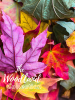 handmade woodland jewellery