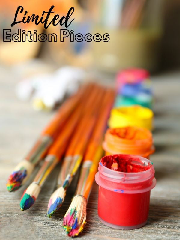 one of a kind limited edition handmade jewellery