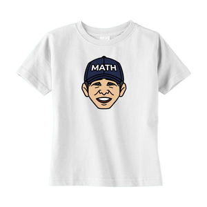 MINI YANG (MATH HAT) TODDLER TEE