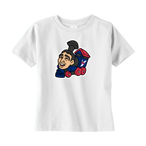 YANG TRAIN TODDLER TEE