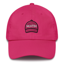 Load image into Gallery viewer, MATH HAT HAT / PINK