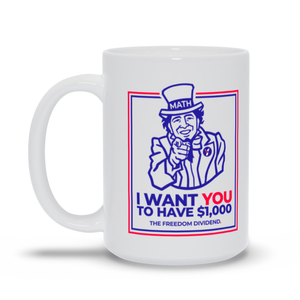 UNCLE YANG CERAMIC MUG
