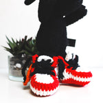 Hand-Made Off-White 'Chicago' Booties