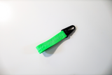 Custom Slime Green Keychain