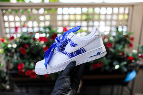 Nike Air Force 1 'Bandana' Custom Pre-Order