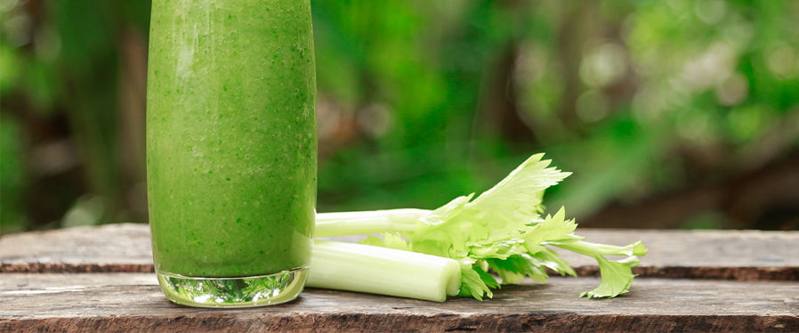Super Celery: Its Alkalising Power