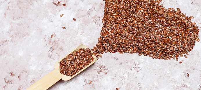 The Health Benefits Of Flaxseeds: Our Omega-3 Of Choice