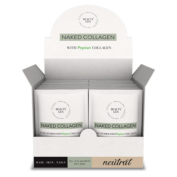 Naked Collagen Sachets