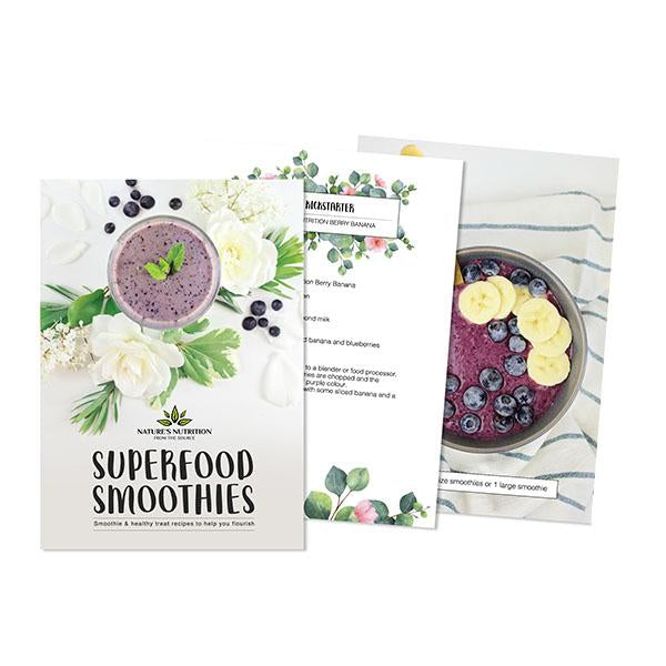 Superfood Smoothies Recipe Book