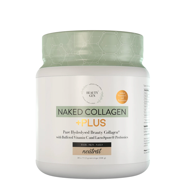 Naked Collagen + PLUS