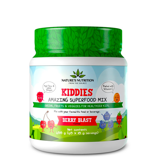 Berry Blast Kiddies Blend