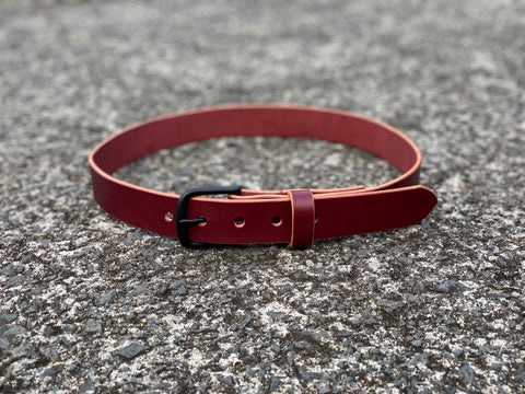 Last State Leather - Limited - Burgundy