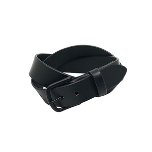 "Last State Leather - Paniolo 1.5"" Belt - Black/Black"
