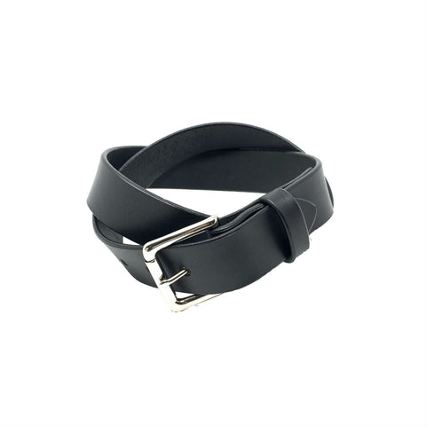 "Last State Leather - Paniolo 1.5"" Belt - Black/Nickel"