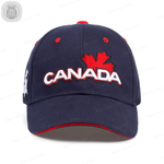 CANADA Dad Hat Stitched Baseball Cap Unisex