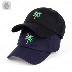 PALM TREE Dad Hat Baseball Cap
