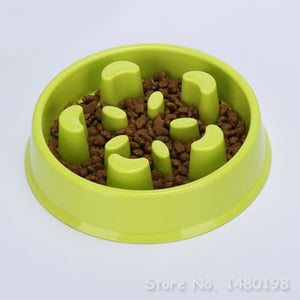 Flower Pet Fun Feeder to Slow Down Eaters