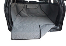 Load image into Gallery viewer, Waterproof Trunk Mat Dog Pets Cargo Liner Cover Non Slip Car Trunk Protector Back Seat Cover Pockets for SUV Pet Barrier