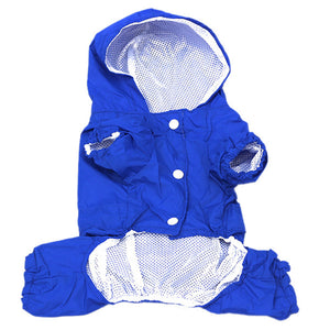 Dog Rain Coats for Dogs & Puppies -  Casual and Waterproof (all sizes)