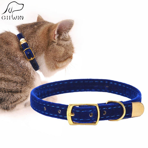 Adjustable cat collar for your kitten or cat