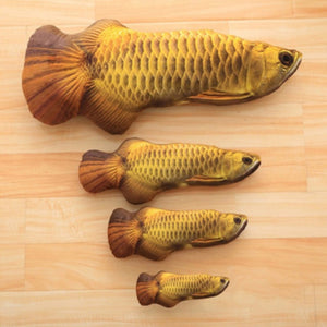 Plush Stuffed Fish Shape Cats Padded Toy Catnip Scratch Board Scratching Post For Pet Product Supplies