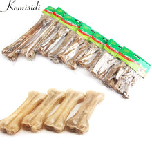 Load image into Gallery viewer, KEMISIDI Beef Dog Food Feeders Medium-sized And Large dogs Molar Rod Clean Teeth Dogs Snacks 5 Size Food Feeder Snacks For Dogs