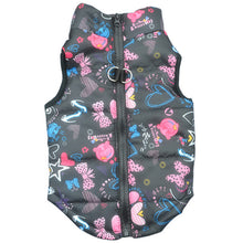 Load image into Gallery viewer, Warm Dog Clothes For Small Dog Windproof Winter Pet Dog Coat Jacket Padded Clothes Puppy Outfit Vest Yorkie Chihuahua Clothes 35