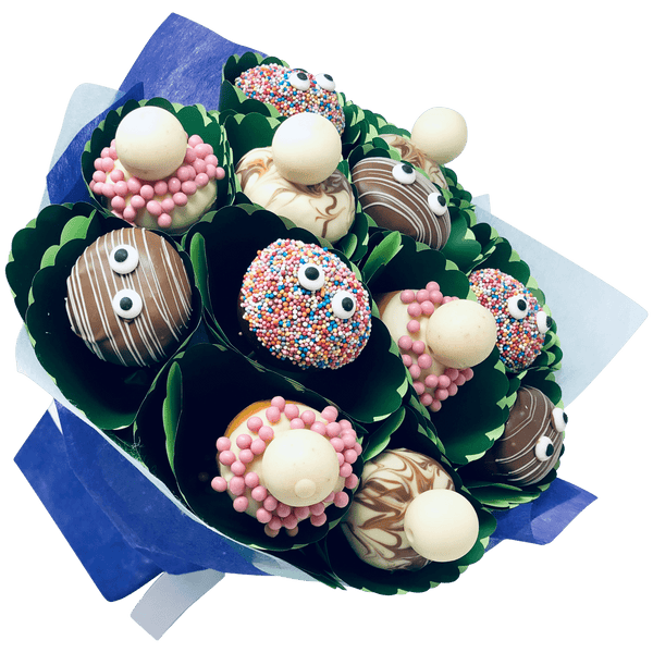 Sweet Treats Donut Bouquet - central London only
