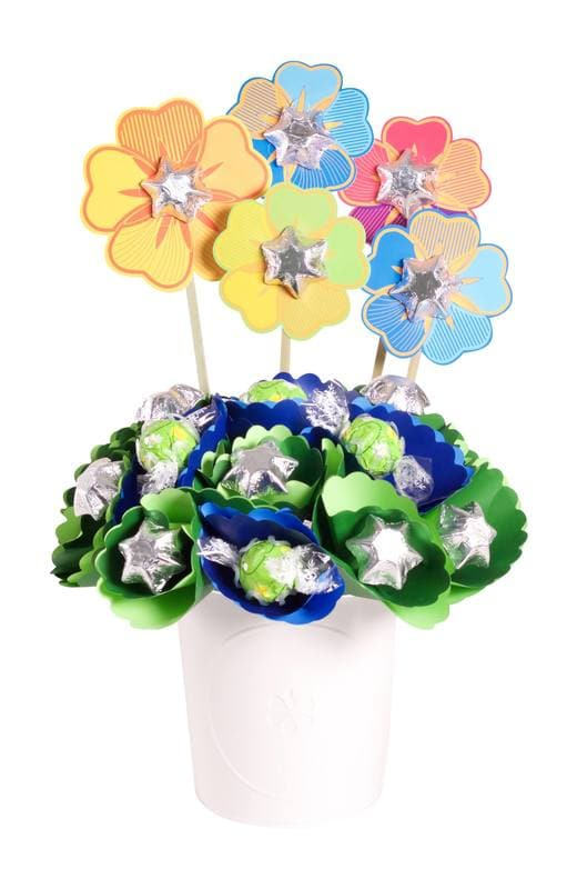 Bright Chocolate Bouquet Small