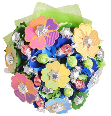 Bright Chocolate Bouquet Medium